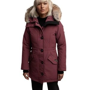 NEW Canada Goose ROSSCLAIR PARKA FUSION FIT XS